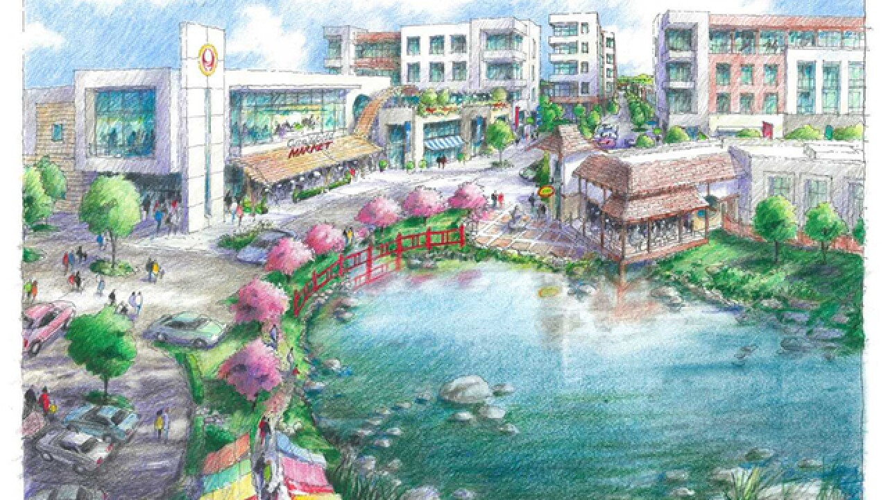 Novi approves first step to create Asian Village