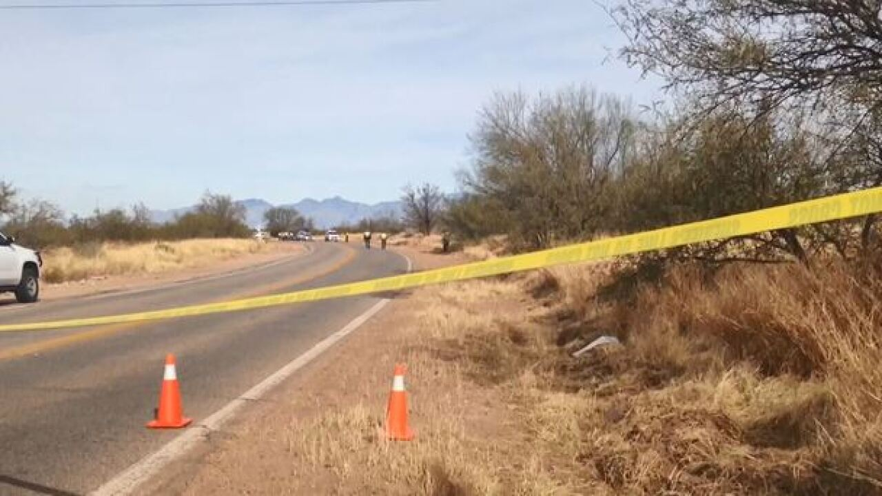 Crews on scene of collision near fairgrounds