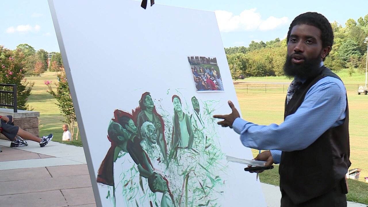 Soulful Sunday in Henrico celebrates 'voices who haven't been heard for generations'