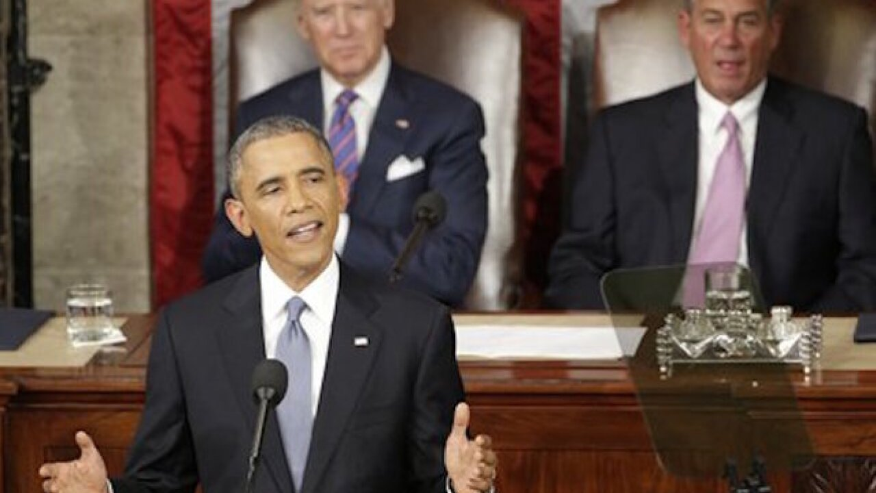 Live Updates: Obama delivers final SOTU address