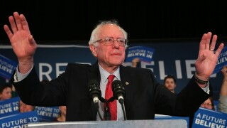 Bernie Sanders wins Michigan Democratic primary