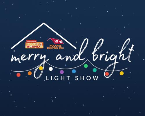 Merry & Bright Light Show