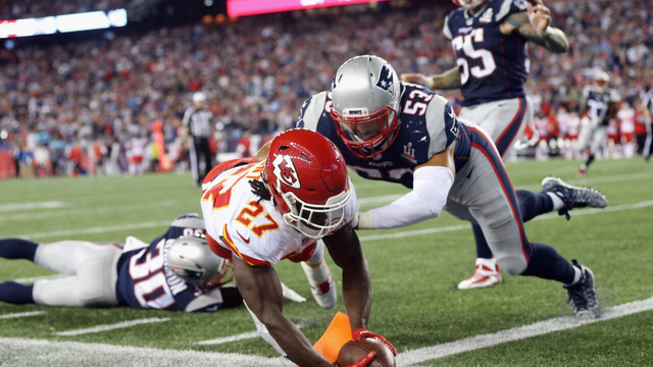 PHOTOS: Kansas City Chiefs beat New England Patriots in NFL season opener
