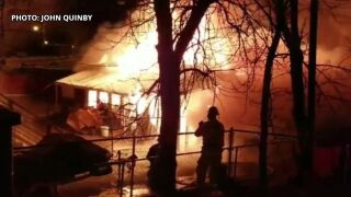 Overnight fire in Great Falls deemed accidental
