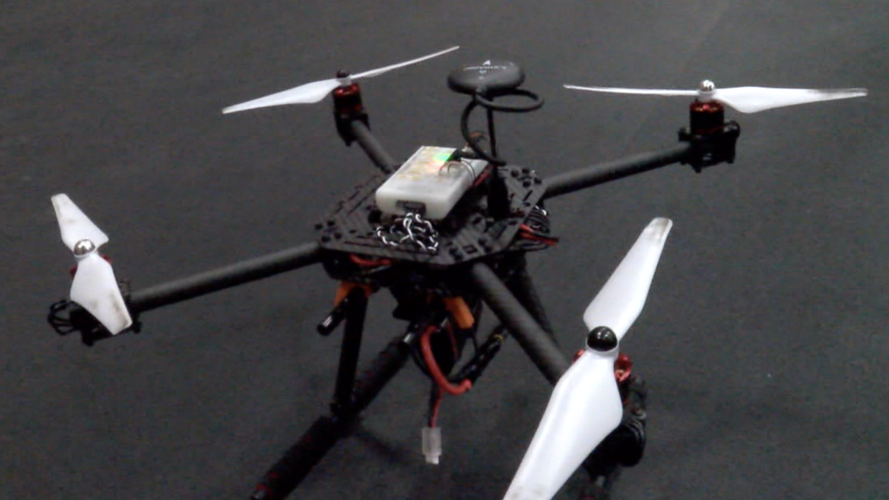 ASU drone technology