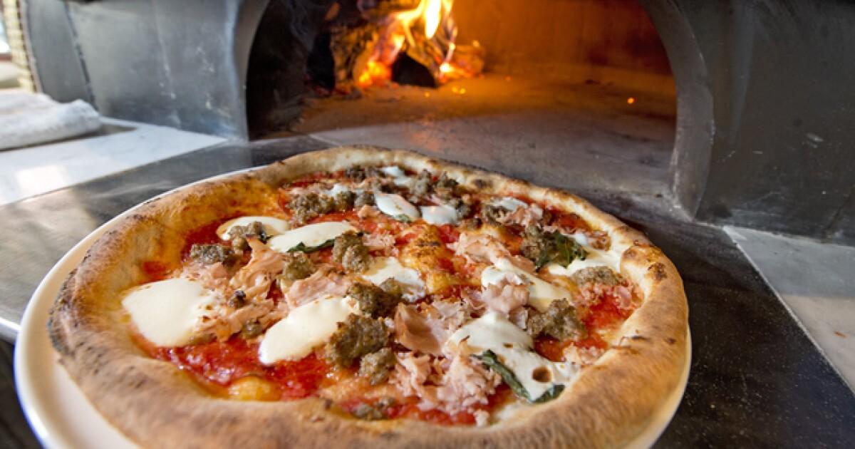 My favorite pizza in denver