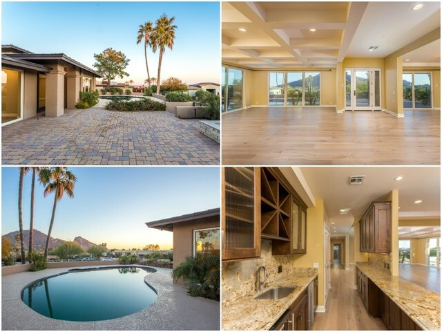 Paradise Valley home recently sold for $2.35 million by Wendy Walker Fine Properties/Coldwell Banker
