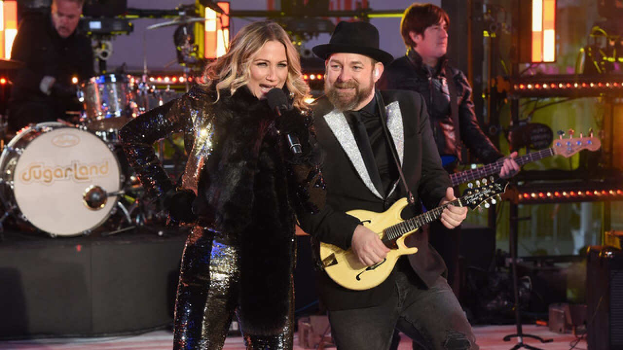Sugarland dropping new track with Taylor Swift next week