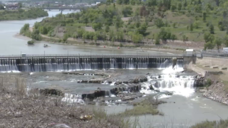 Public advised to stay out of Missouri River riverbed in Black Eagle Dam area