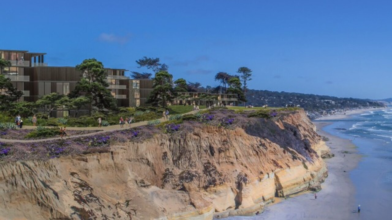 Neighbors fight luxury hotel plan in Del Mar