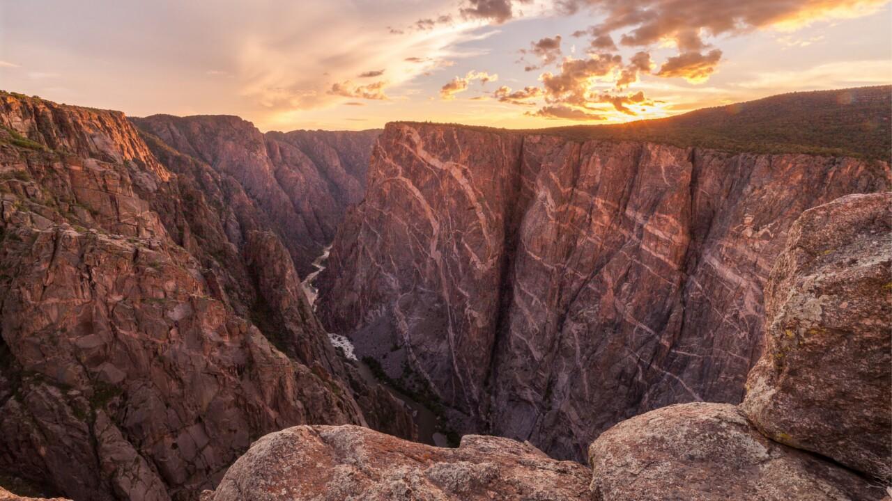 Black Canyon of the Gunnison by Susan Humphrey.jpg