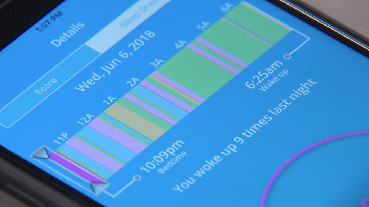 Score more sleep with new app