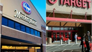 Kroger merging with Target? Unlikely, but intriguing