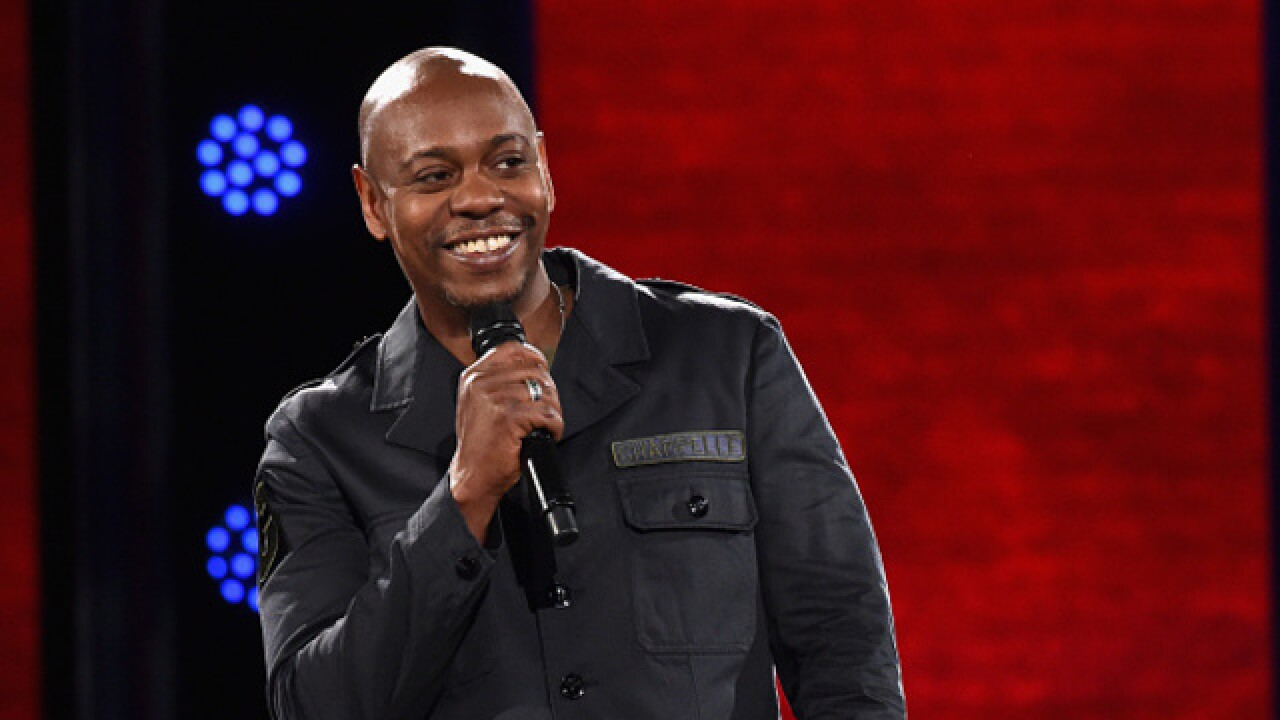 Netflix releases preview of upcoming Dave Chappelle specials