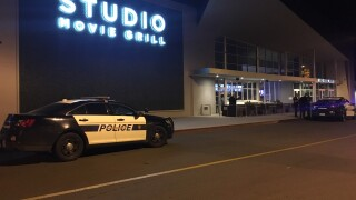 Off-Duty Officer Falls Asleep in theater with gun on lap, arrested for public intoxication