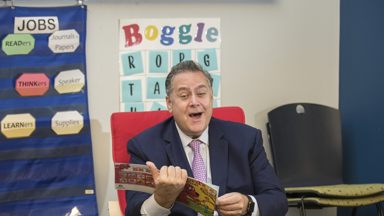 read with mayor mike