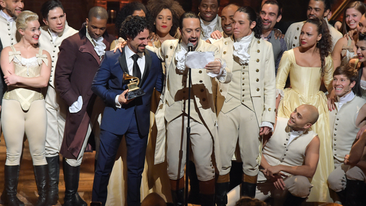 Broadway musical 'Hamilton' coming to Kravis Center