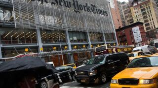 Why the New York Times wants an apology from Fox News