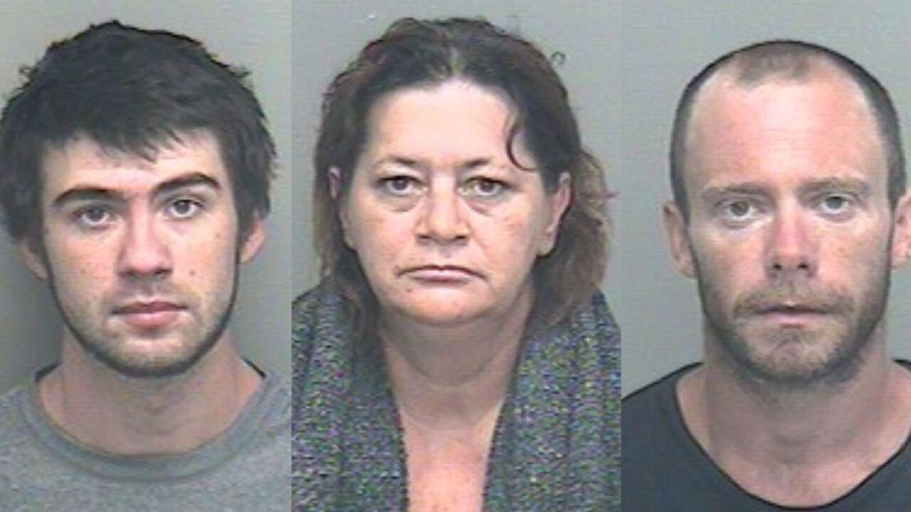 Wakulla County drug investigation nets 4 arrests