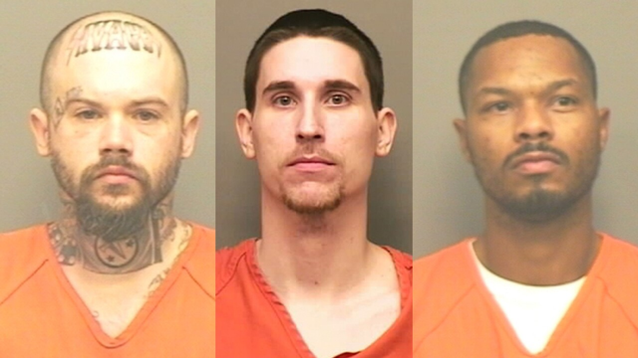 Gang Members Indicted On Federal Charges