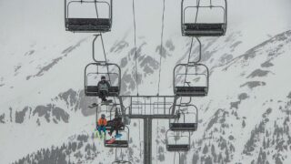 Winter is not over yet in A-Basin