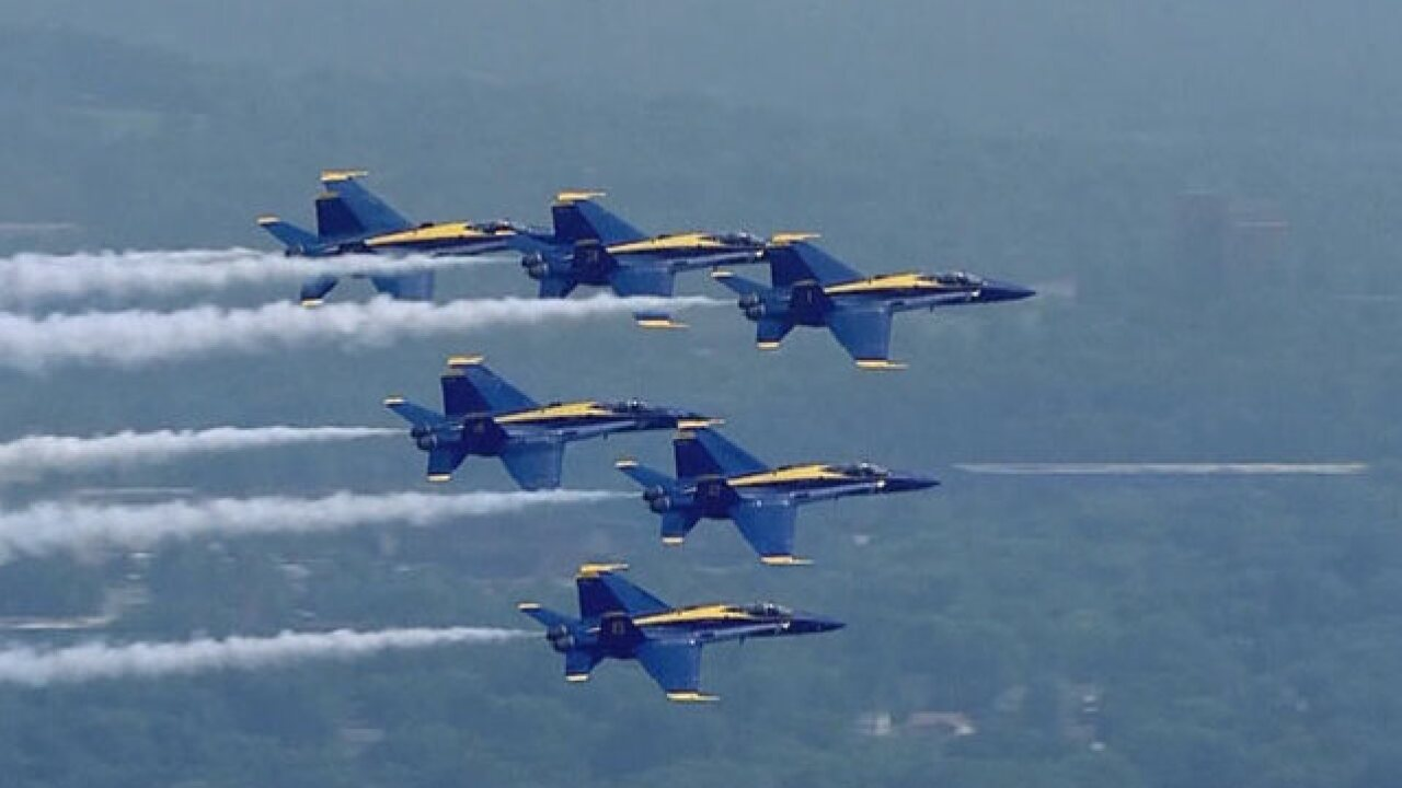Great Tennessee Air Show returns to Smyrna following 2016 deadly crash