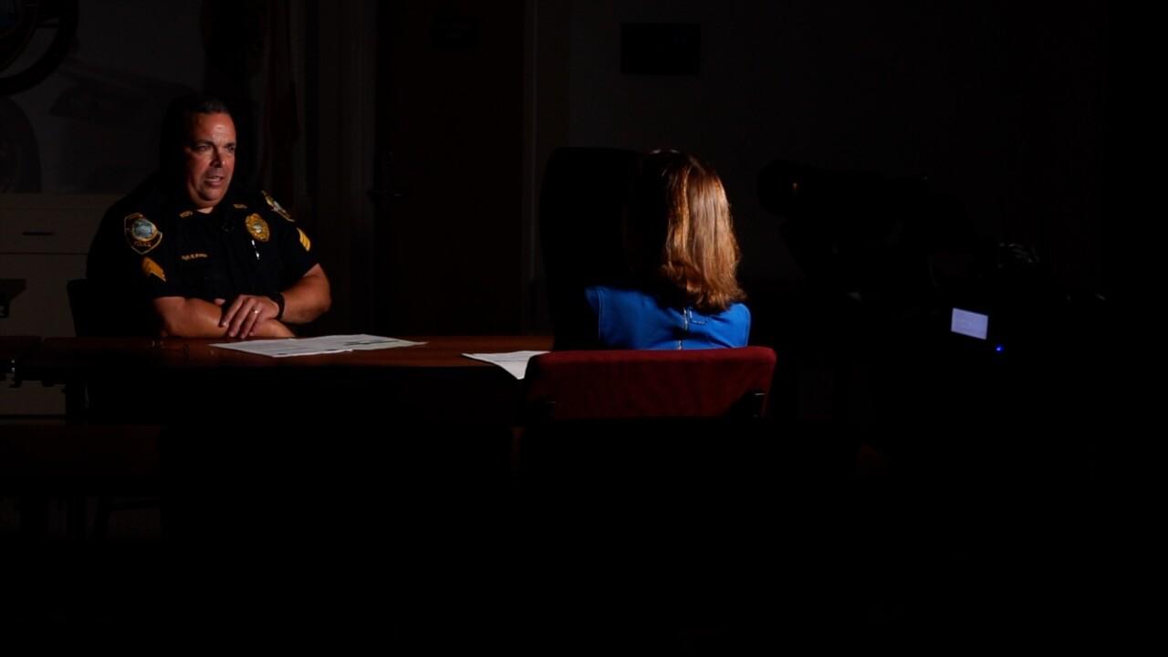 Sgt. Robert Faugno, Tarpon Springs Police Department