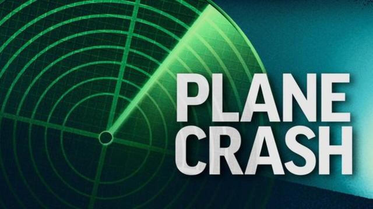 Small plane crash reported near Jean