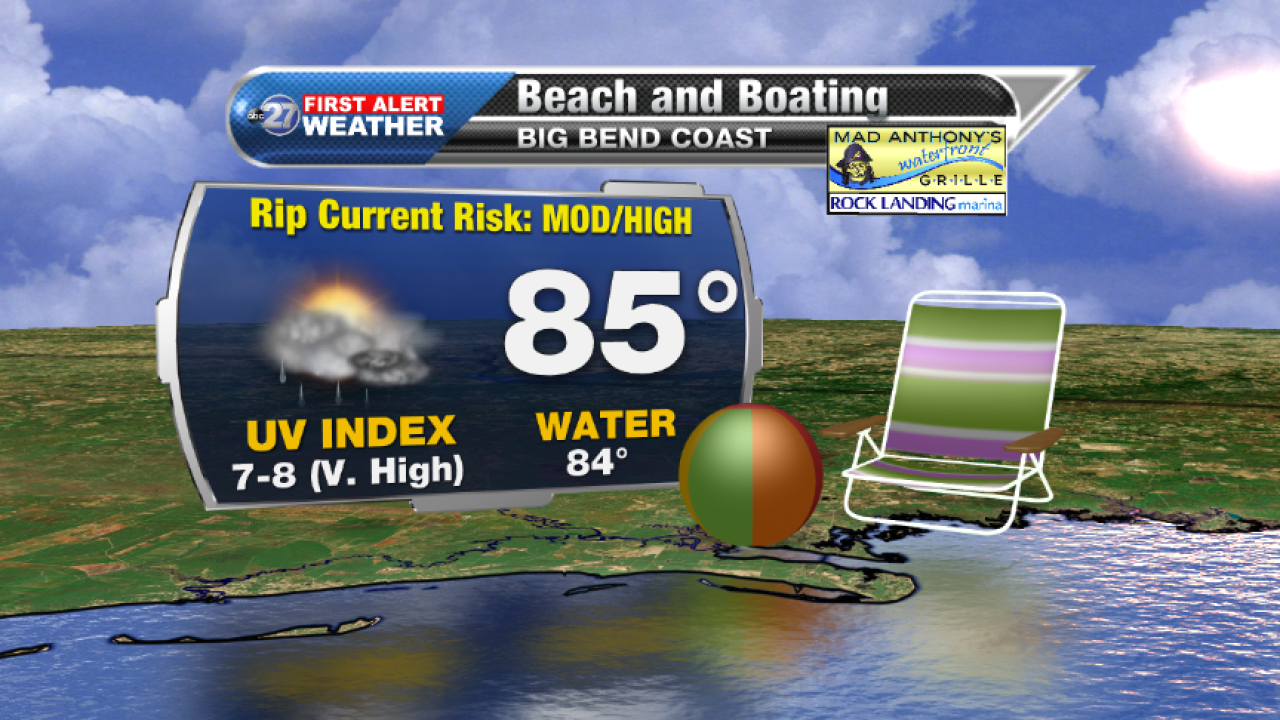 Beach and Boating forecast B (09/06/2017)