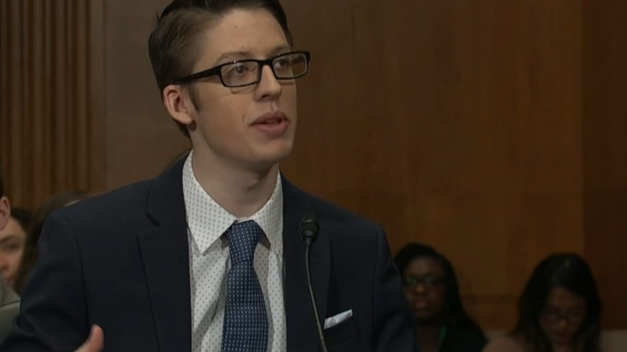 Teen who got vaccinated despite parents' wishes speaks before Congress