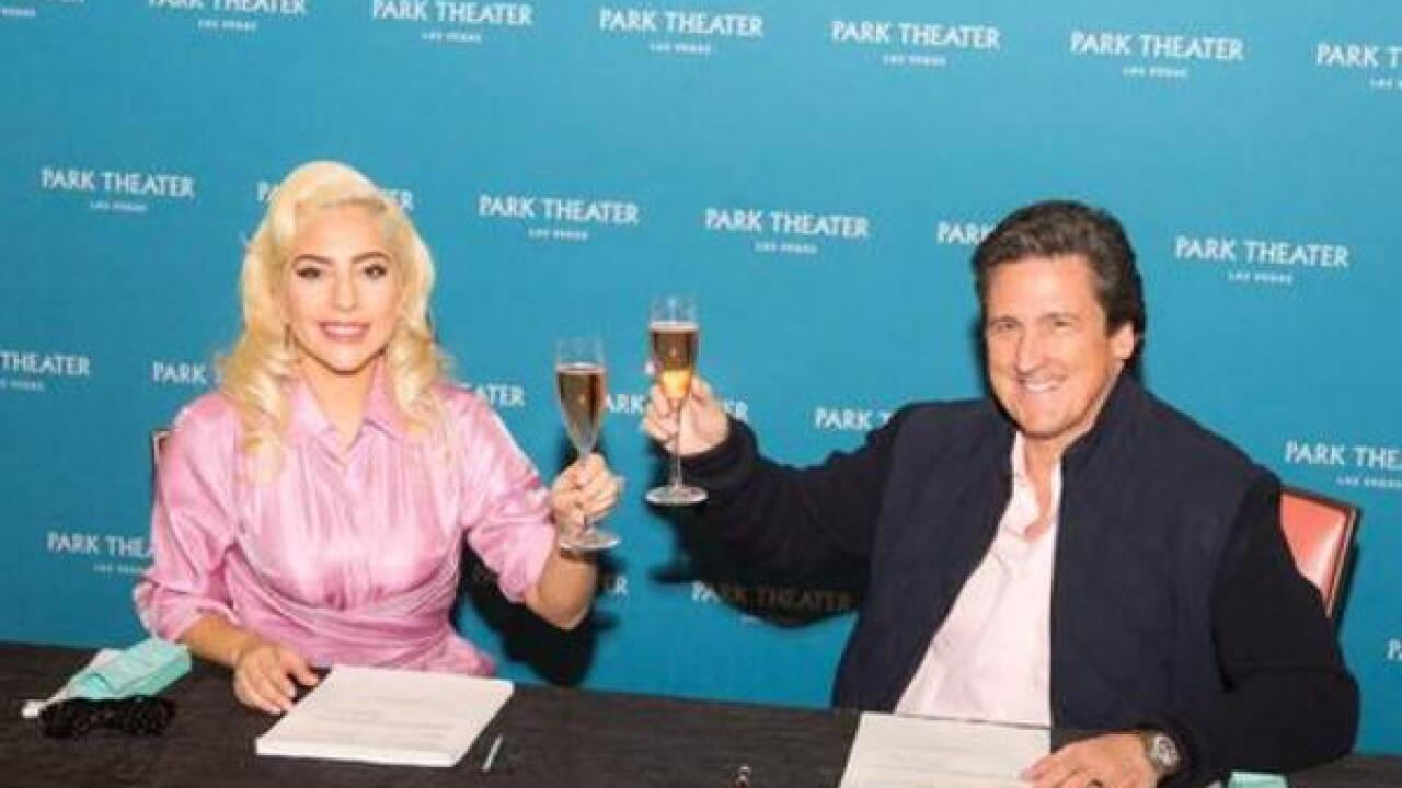 Lady Gaga residency coming to Las Vegas Strip