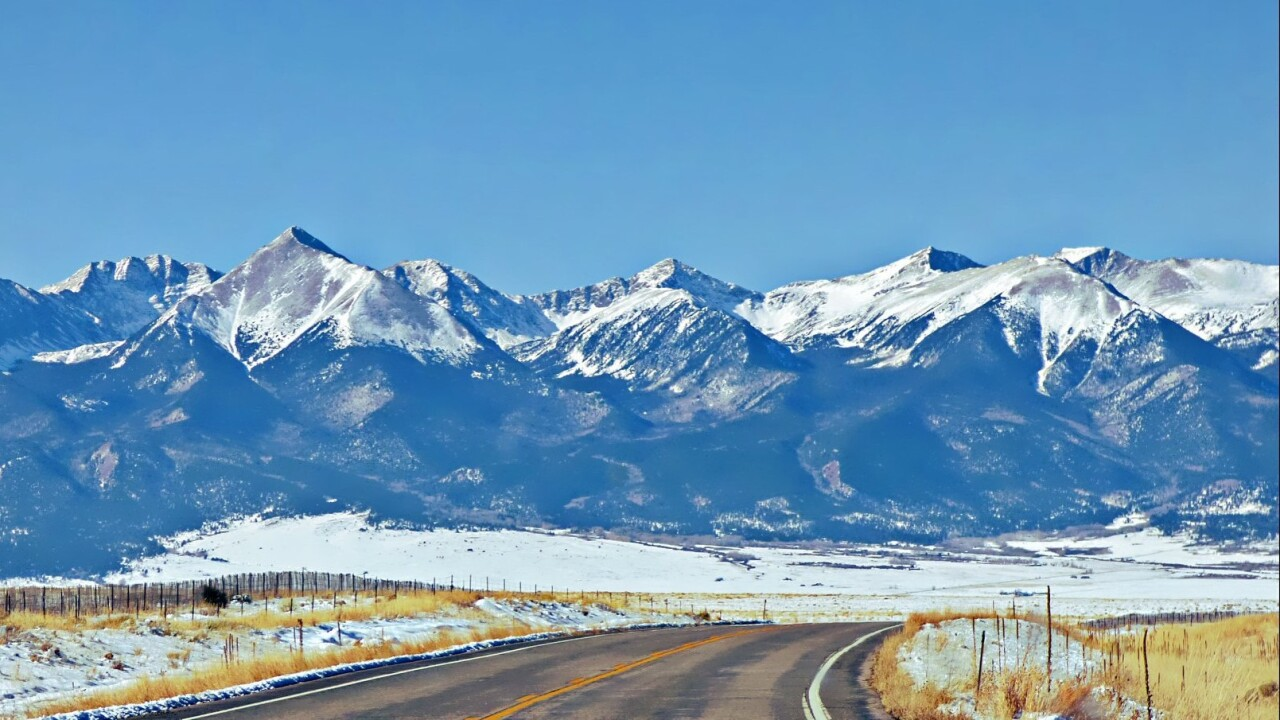 near Westcliffe, CO