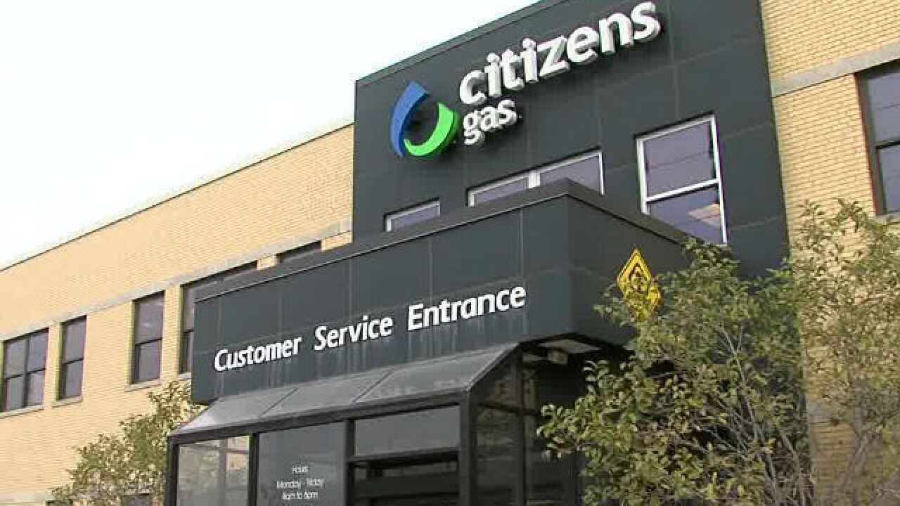 Citizens requests sewage rate increase