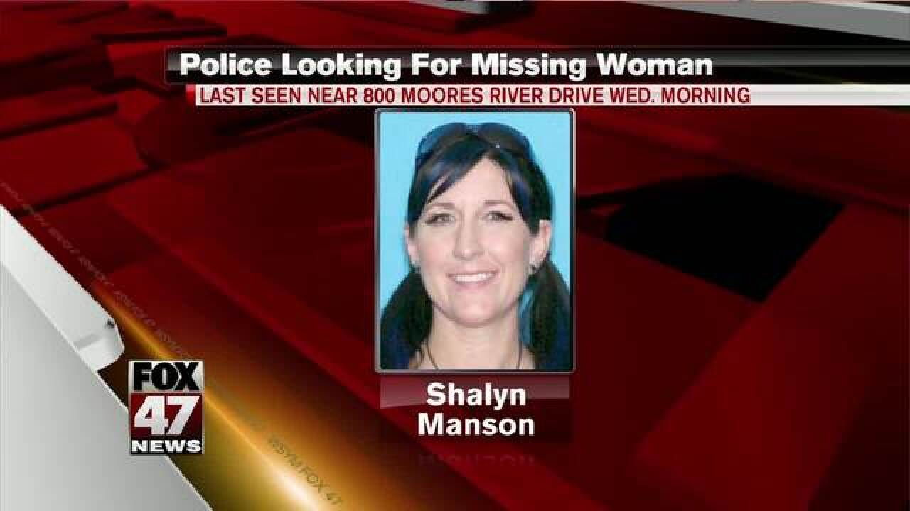 BREAKING: Lansing woman missing