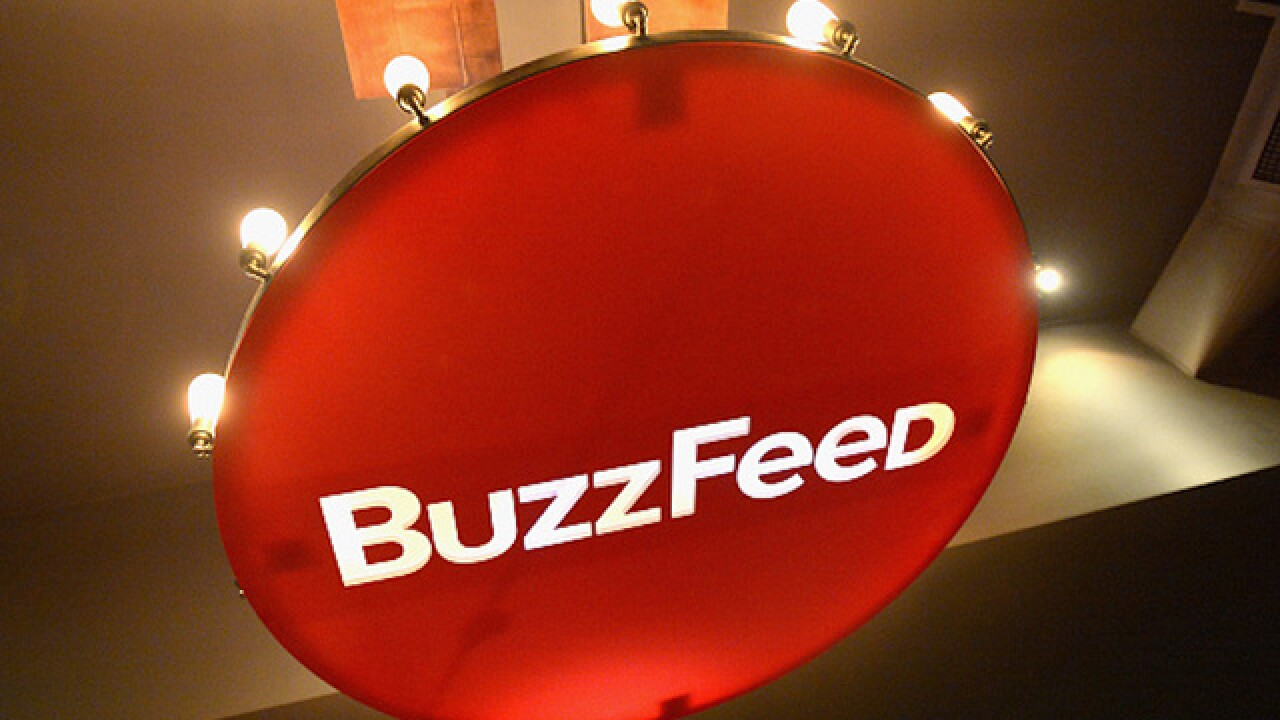 Russian tech exec suing Buzzfeed over Trump dossier