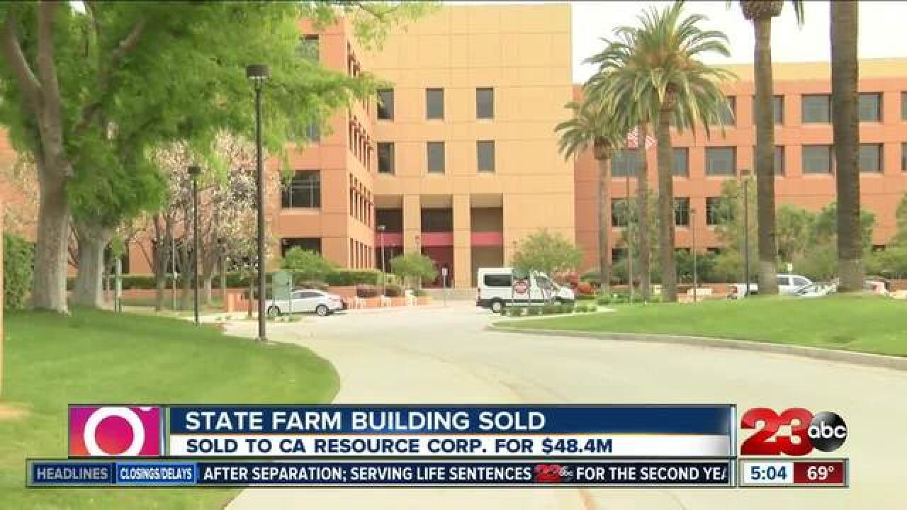 State Farm Operations Center building sold