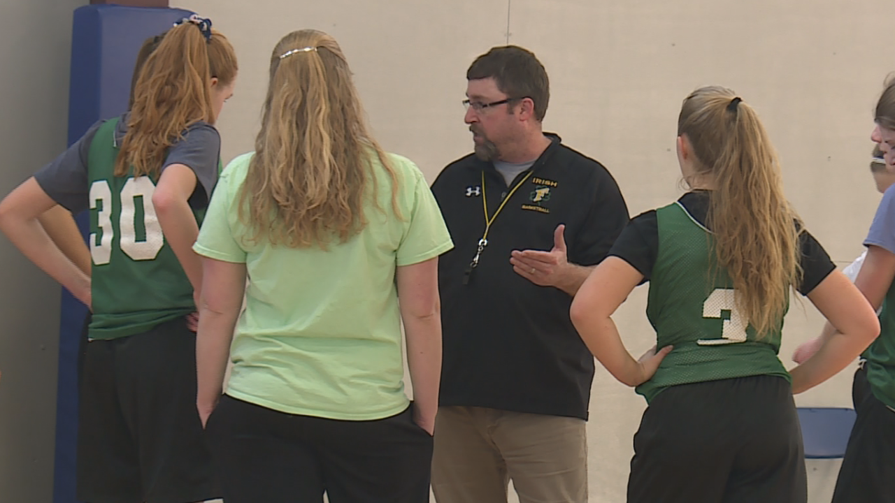 Freedom girls basketball team preparing for second trip to state