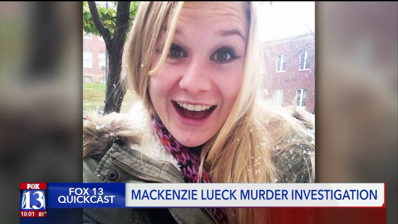 Defense attorney named in MacKenzie Lueck case