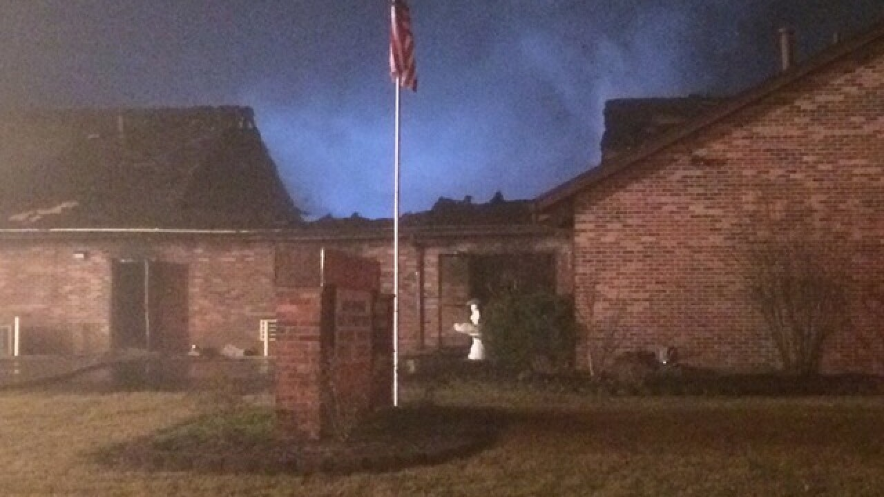 Middletown church gutted in overnight fire
