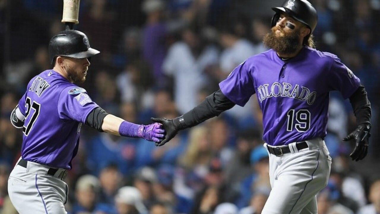 Rockies beat Cubs in longest winner-take-all game in MLB history