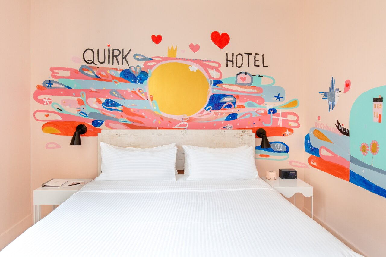 Quirk Hotel - Richmond