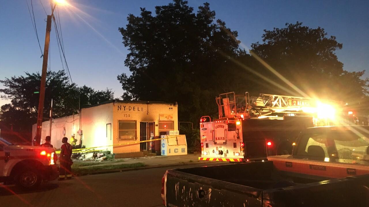 Newport News firefighters respond to restaurantfire