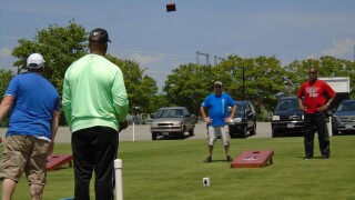 Cornhole Challenge to raise funds for cancer patients