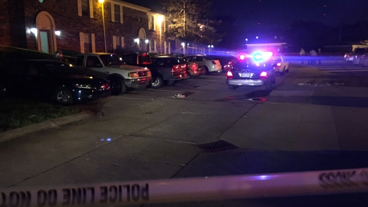Man shot, killed on Indy's north side
