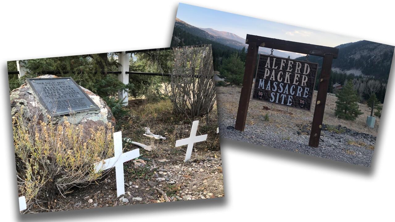Alferd Packer Massacre Site