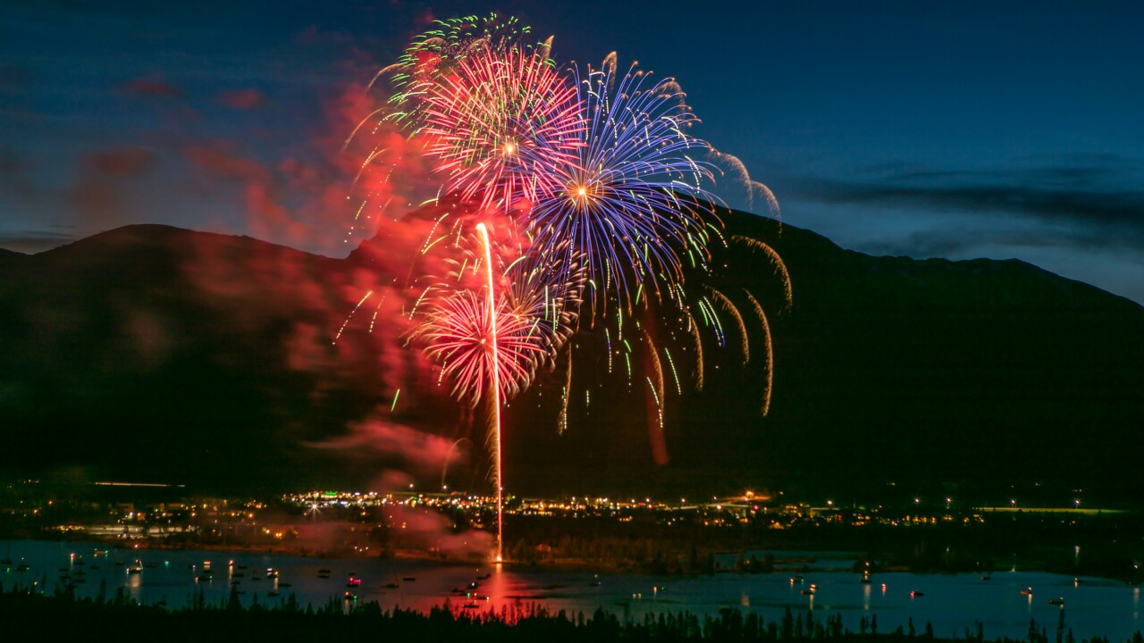 Credit Todd Powell Frisco 2016 July 4th Fireworks over Dillon Reservoir.jpg