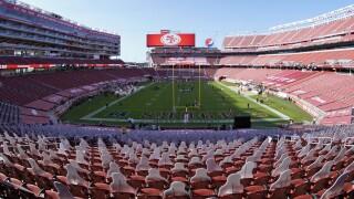 Virus Outbreak 49ers Football