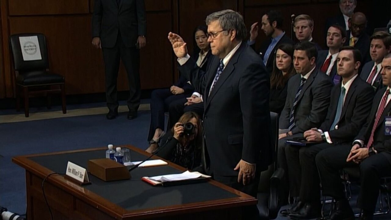 Attorney General William Barr faces Congress for first time since end of Mueller investigation