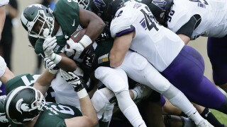 Michigan State's Weston Bridges entering transfer portal