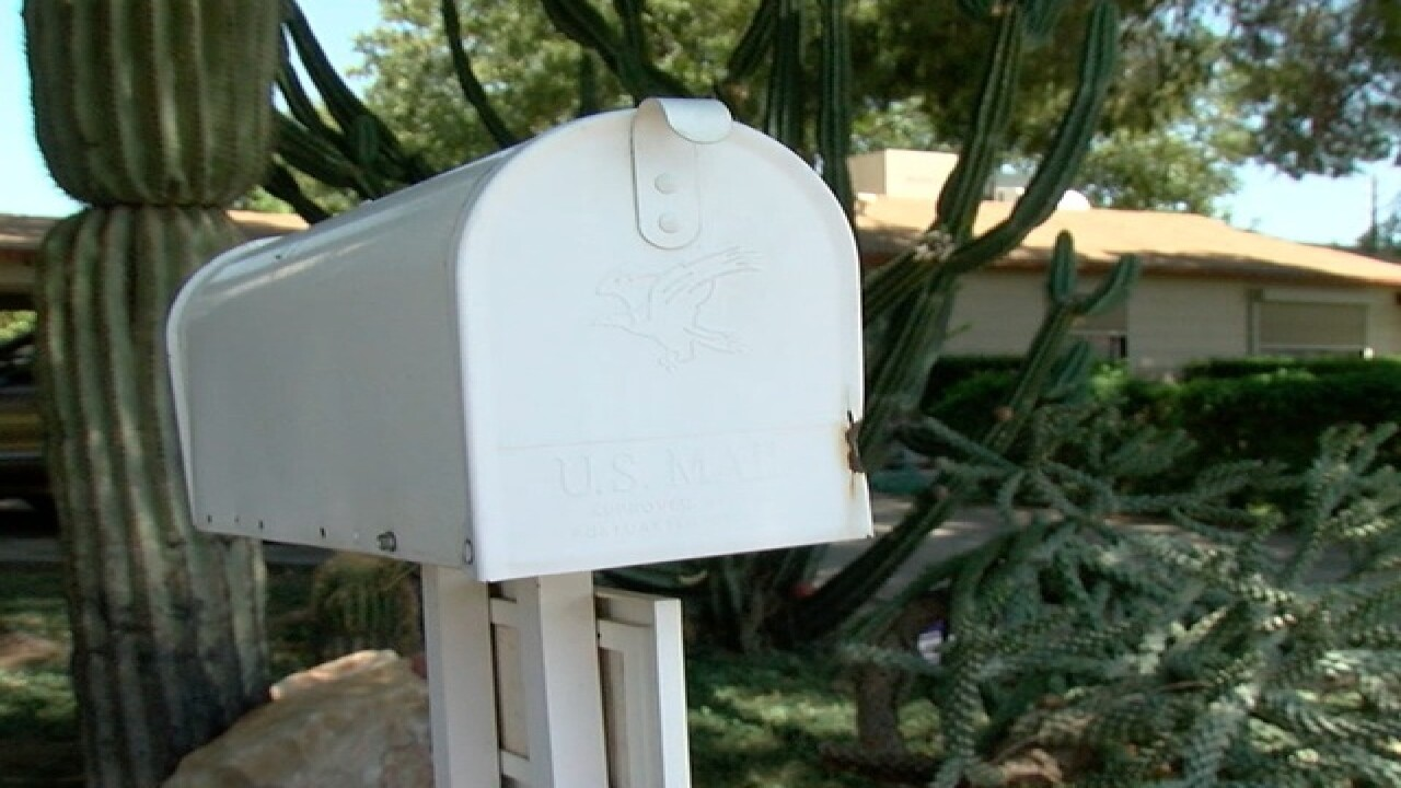 AZ Electoral College voters inundated with mail